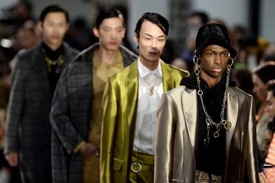 London Fashion Week Mens January 2020 Mybooker Model Management